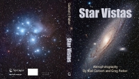 Another version of the Star Vistas Book Cover