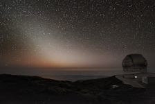 Alex Cherney Zodiacal Light on La Palma