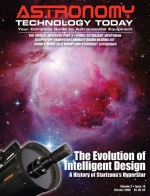 Cover of Astronomy Technology Today