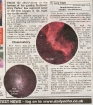 Southern Daily Echo Article regarding Starscapes 2 Exhibition - Content