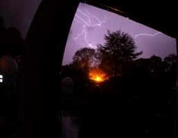 NFO 22/10/2013 lightning
