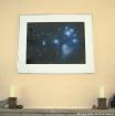 Pleiades Framed