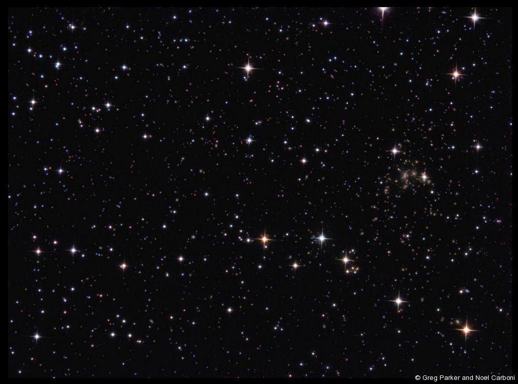 Galaxy group Abell2065