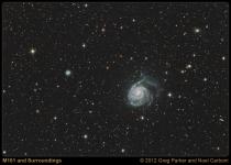 M101 Noel Carboni process