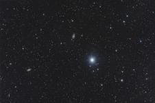 Phecda and M109 in Ursa Major