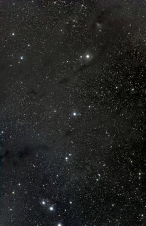 Taurus molecular clouds