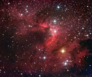 The Cave nebula in Cepheus