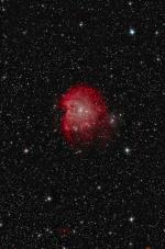 Monkey Head nebula (North down) HSIII