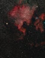 NGC7000 using CS3 process