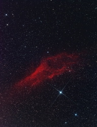California nebula reprocess