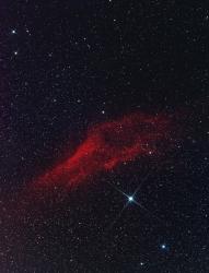 California nebula reprocess