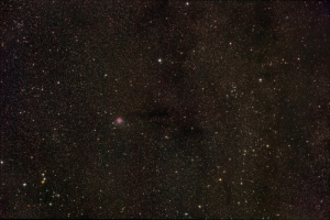 Cocoon and Barnard 168