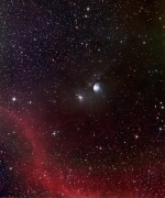 M78 and Barnard's Loop