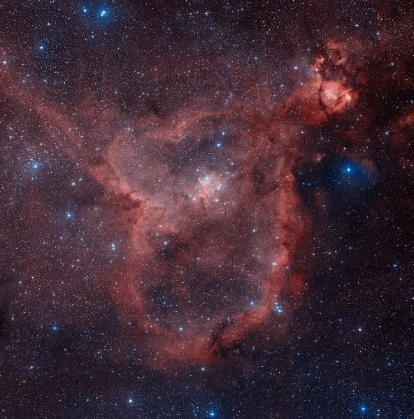 Heart nebula