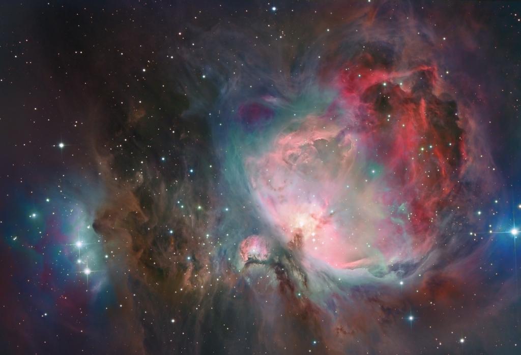 M42 region Alan Chen