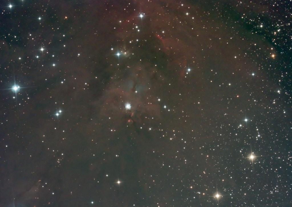 NGC1999 region