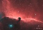 Horsehead nebula Anna Morris