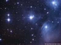 Alcyone in the Pleiades