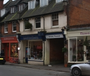 Book Signing at Best Sellers in Brockenhurst Village