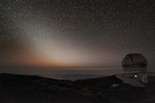 Alex Cherney Zodiacal Light on La Palma