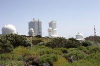 More Teide observatories