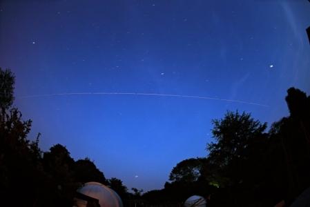 ISS 29/05/2016 10:30 p.m. 6-minute pass