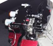 Both M26C cameras on the mini-WASP framework