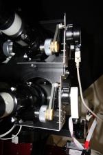 Both Robofocus units on the TS80mm scopes