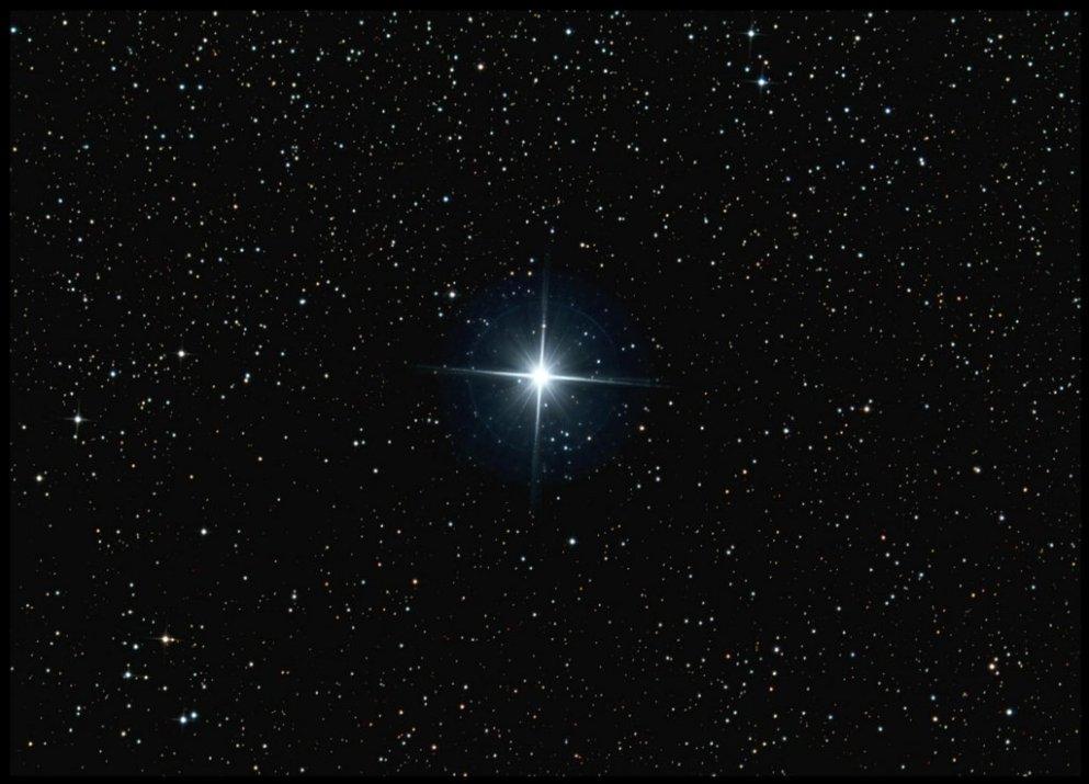 Deneb in Cygnus