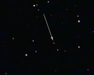 Distant Quasar crop