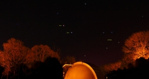 Mars and Spica 23/03/2014