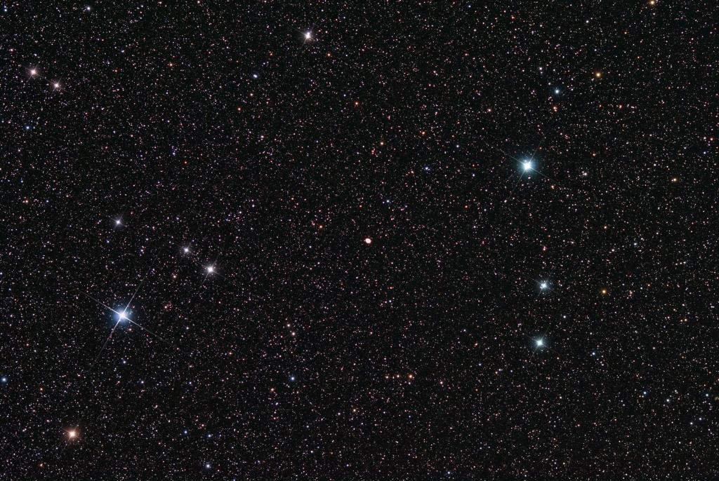 M57 region camera 2 mini-WASP array