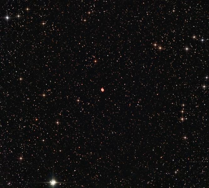M57 Hyperstar III test-shot