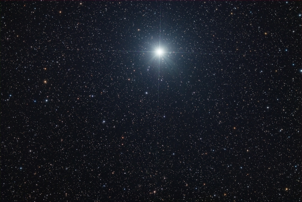 The brightest star in the Sky – SIRIUS