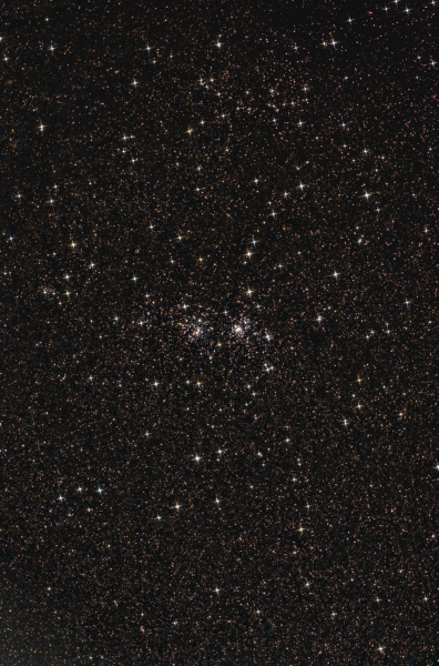 Double Cluster & Stock 2
