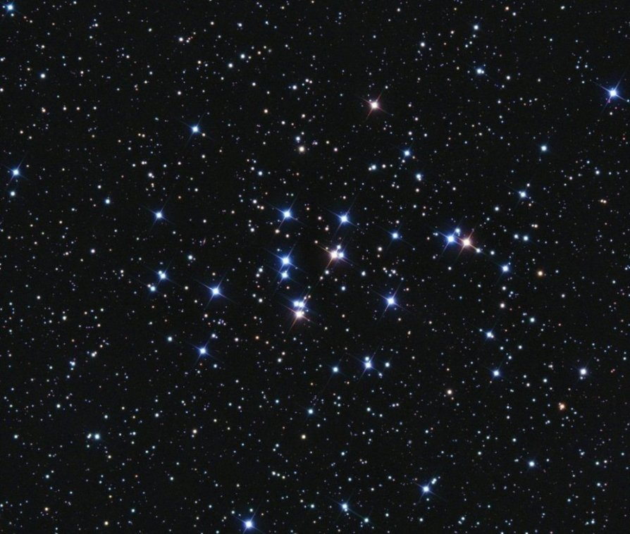 M44 the Beehive cluster
