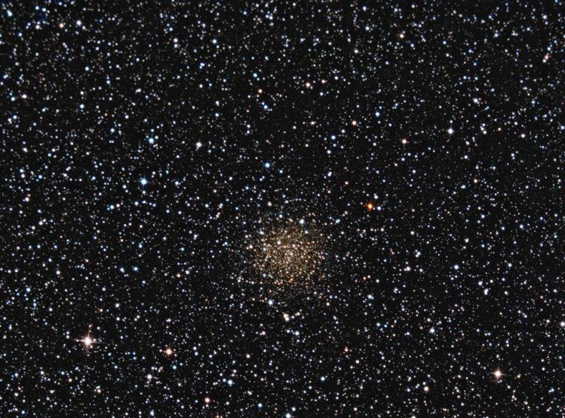 NGC6791 Open Cluster