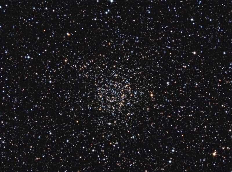 NGC7789 Open Cluster in Cassiopeia
