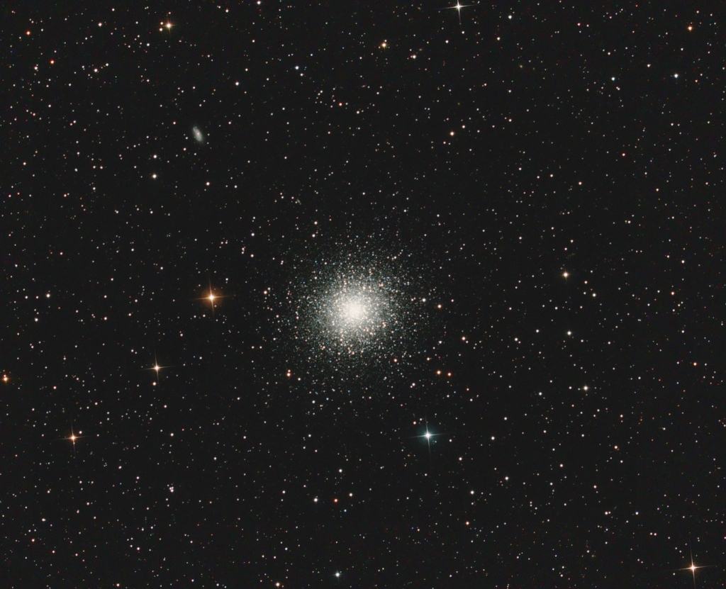 M13 using both Hyperstar III datasets