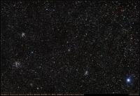 M103 Region In Cassiopeia