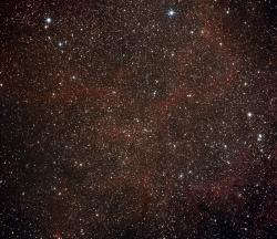 NGC 6883 and NGC 6871