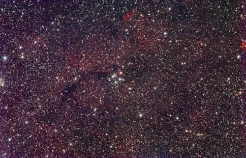 Pazmino's Cluster