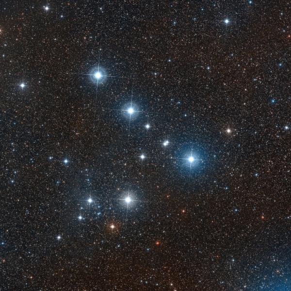 Lambda-Lambda asterism